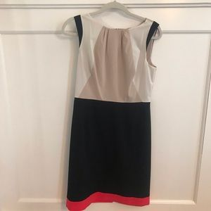Ann Taylor sheath dress, size 6